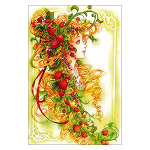 Tukiji Nao Art. Размер: 40 х 60 см